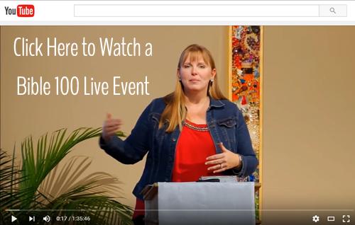Bible 100 Live Screen Shot