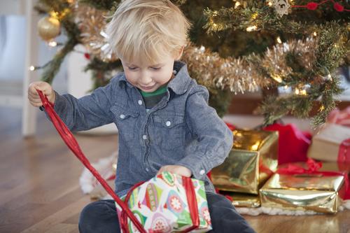 Christmas getting